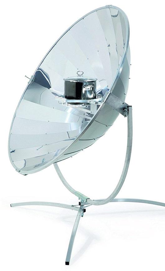 solarkocher solarofen mit erneuerbarer energie kostenlos kochen. Black Bedroom Furniture Sets. Home Design Ideas